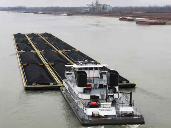 Barge Shipment and Operations