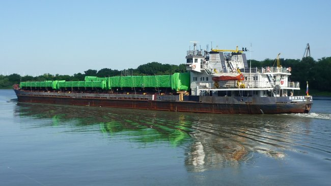 Project and Heavy Lift Liner Services to Caspian Sea